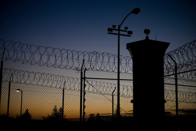 USA California Prison System Overcrowded
